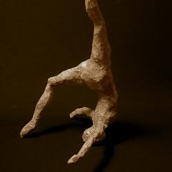 Newspaper Ballerina